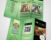 Brochure design by lirey
