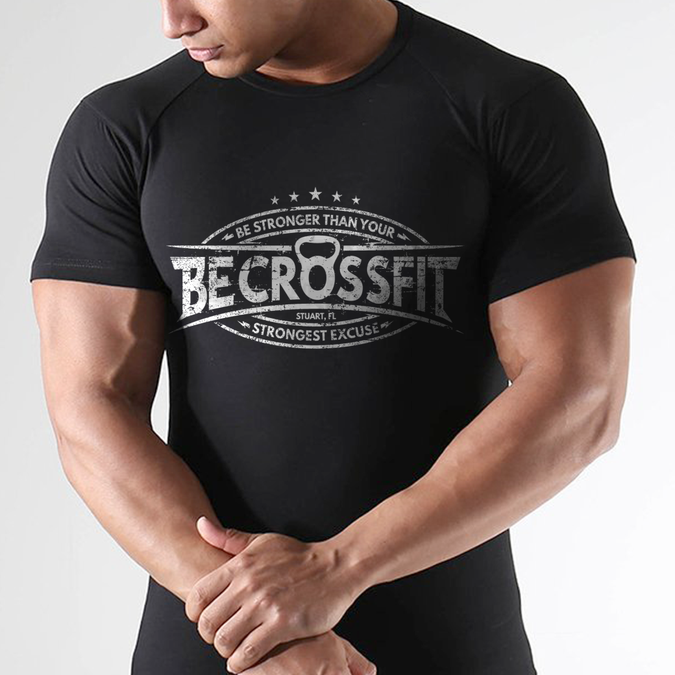 T-Shirt Design Contests | Crossfit T Shirt Design Contest T Shirt Wettbewerb
