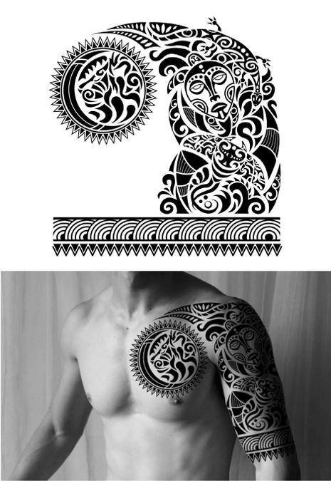 Winning design by Mesyats