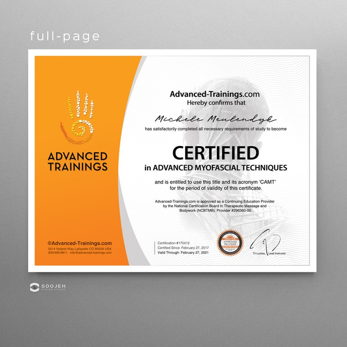 Design background graphic for Certificate-of-Completion templates ...