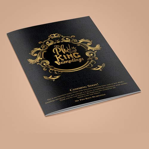 Runner-up design by ♥CreativeClan.™