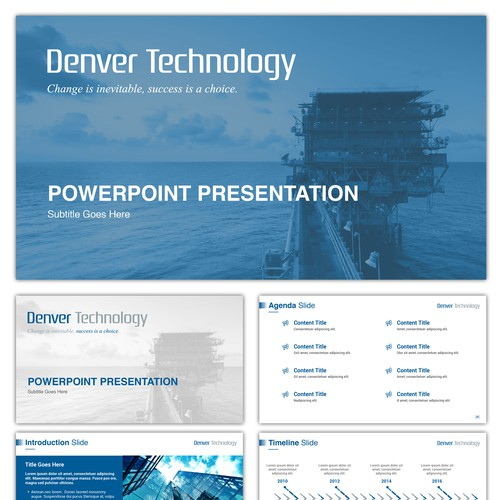 Give our powerpoint presentation the wow factor | PowerPoint