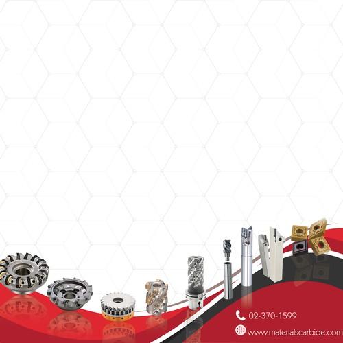 Runner-up design by AftabMughal
