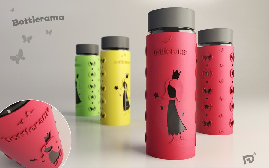 Gewinner-Design von Frederix