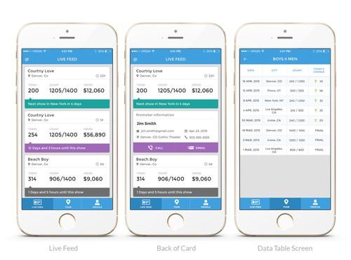 app design in  - 6
