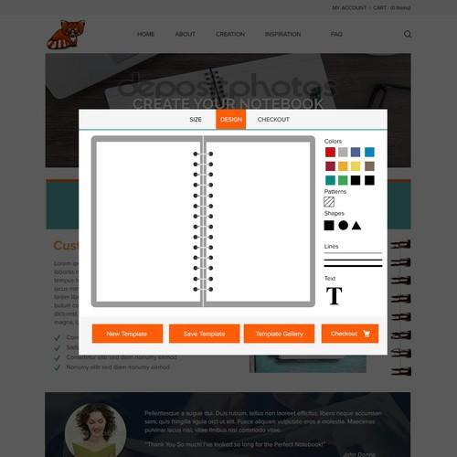 Diseño finalista de Transformed Design Inc.