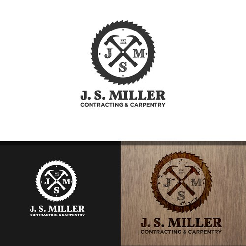 Create classic but cool logo for craftsman/carpenter/contractor Design por maya.m