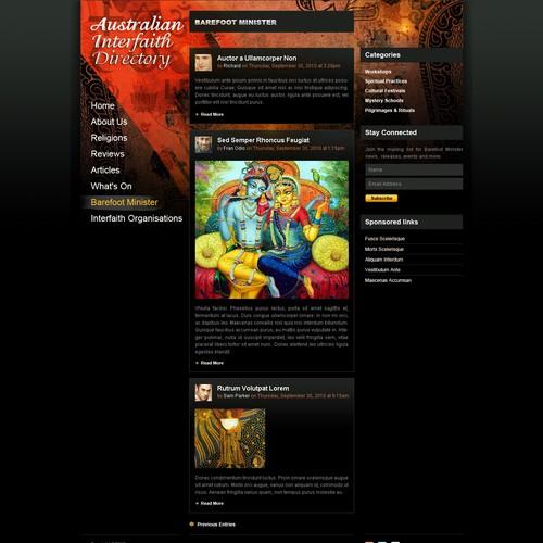 Meilleur design de DesignMyTemplate.com