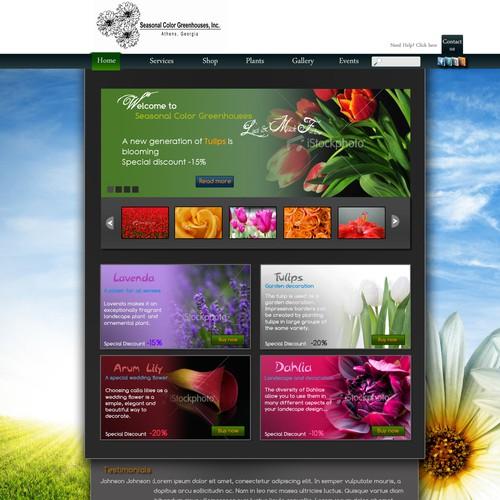 Design finalista por HalimBK
