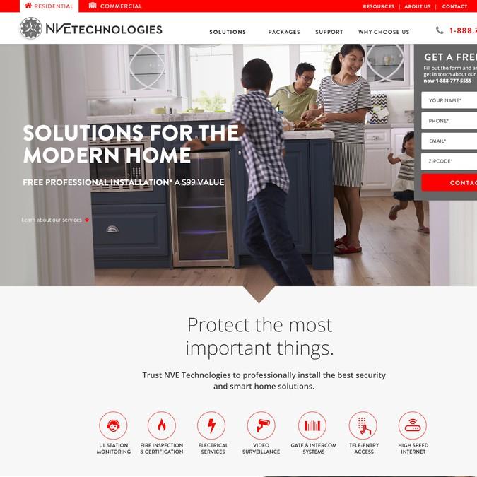 Winning design by WP Design Works