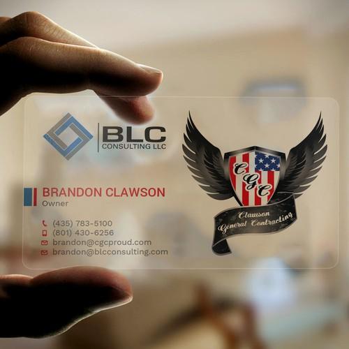 Runner-up design by Blackbirds™