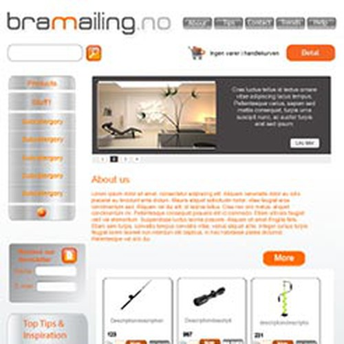 Design finalisti di BNDesign