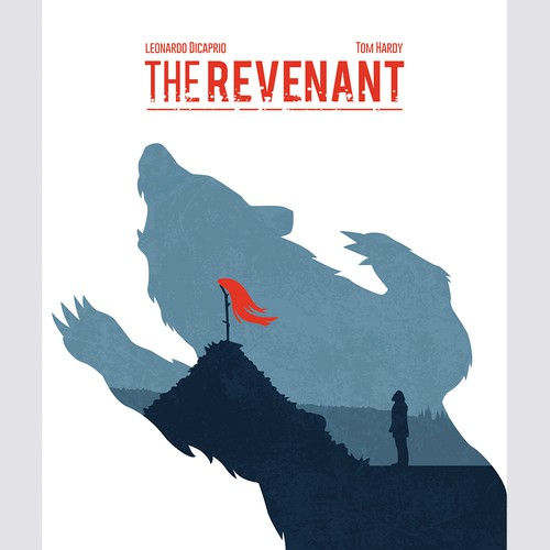 Community Contest | Design a poster for one of the 2016 Oscar nominated movies (multiple winners)!!! Design by Goran...