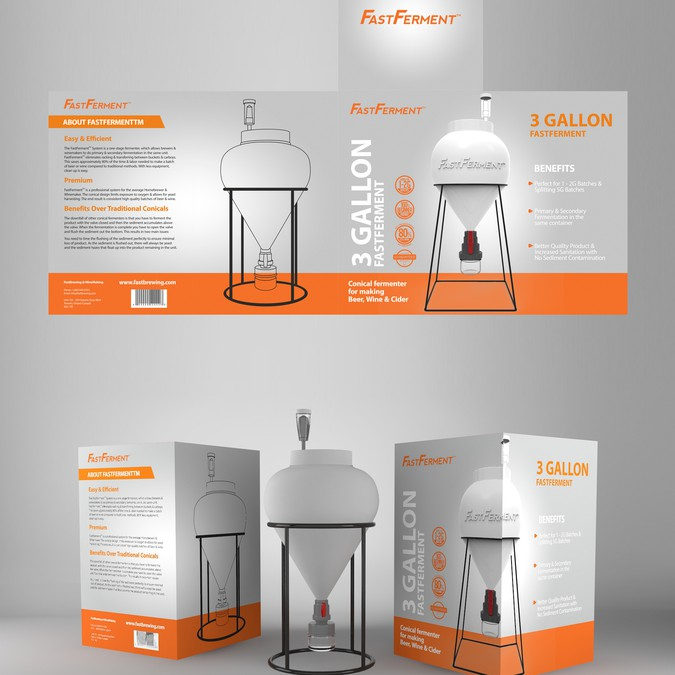 Gewinner-Design von PackageDesignSolutions.eu