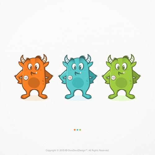 Runner-up design by DinoDevilDesign™