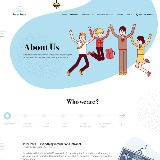 Winning design by Spring Arts
