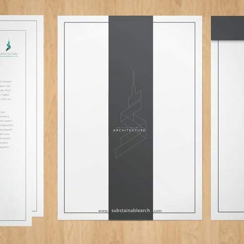 Runner-up design by atamanka