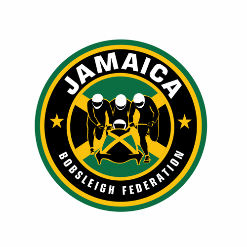 The Jamaican Bobsled Team Logo Logo Design Contest 99designs
