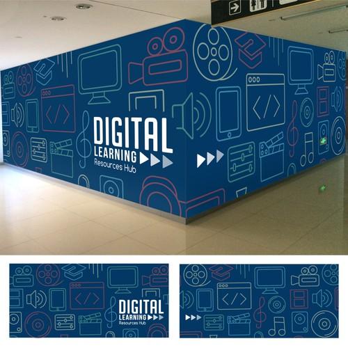 Runner-up design by cm.gra
