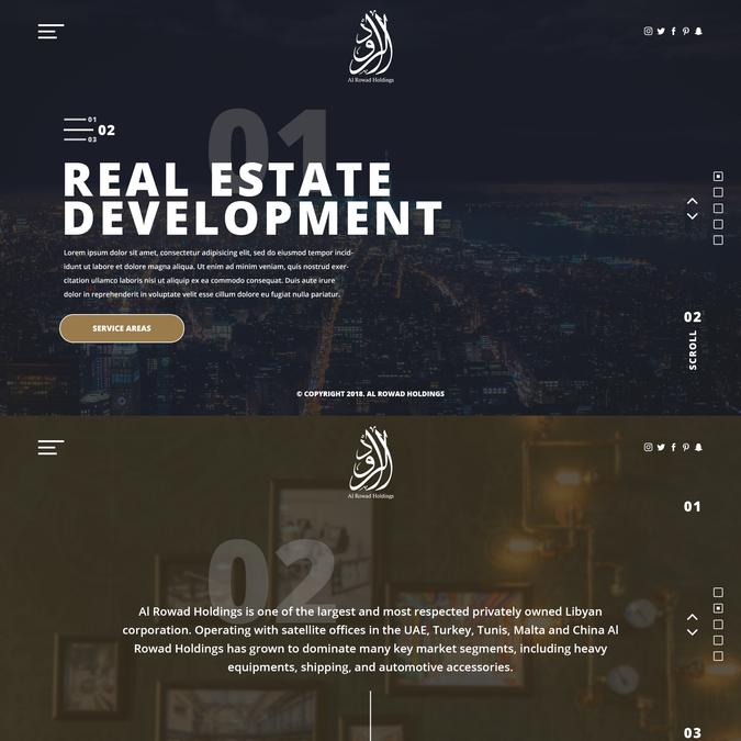 Winning design by Petru.Design