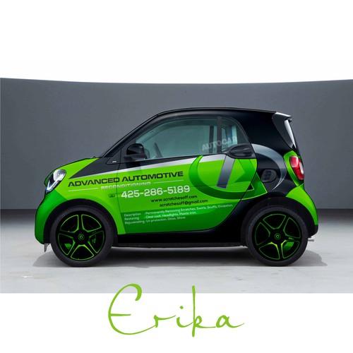 Diseño finalista de ERIKA_design