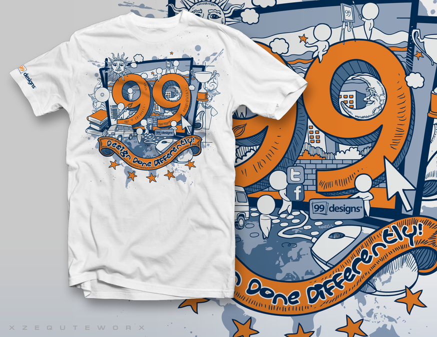 Winning design by XZEQUTEWORX™