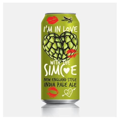 Design a can wrap for our Brewing Company's newest beer! Design by The Kings Jewels