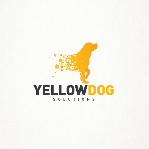 The Best Yellow Dog Software Logo Pics