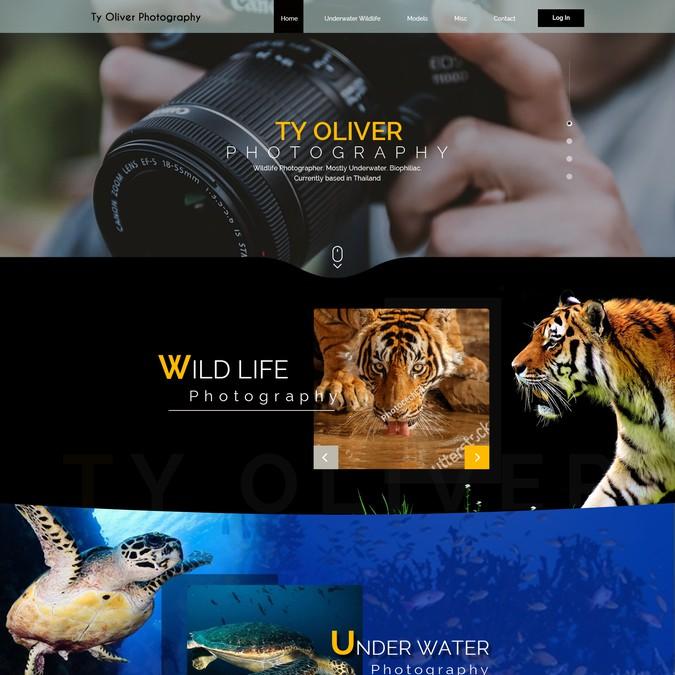 Design vencedor por Custom Logo Graphic