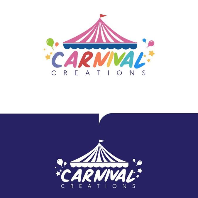 Design Logos For Carnival Theme Logo Design Contest