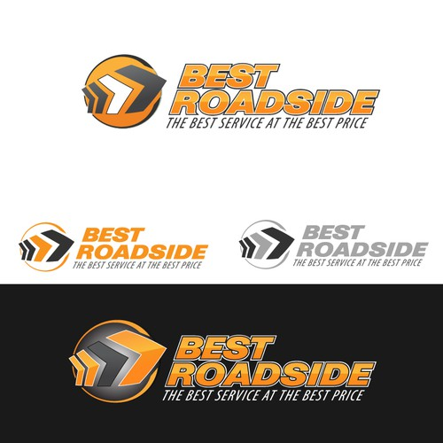 Logo For Motor Club Roadside Assistance Company Logo