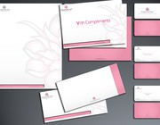 Stationery design by Lamiaa Ameen