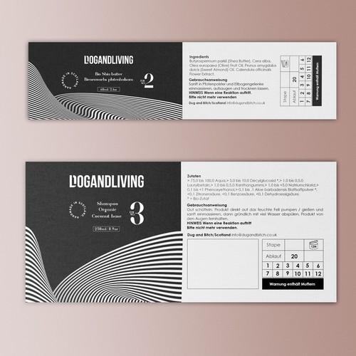 Diseño finalista de jydesigns