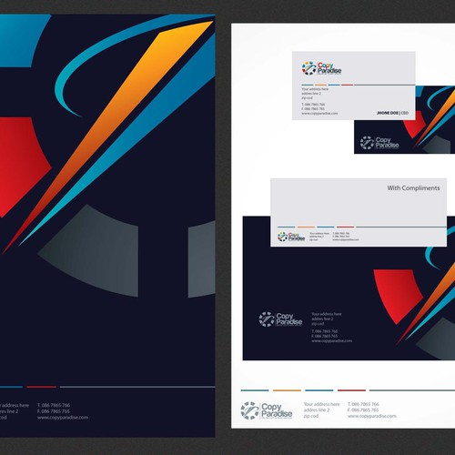 Runner-up design by The Ace