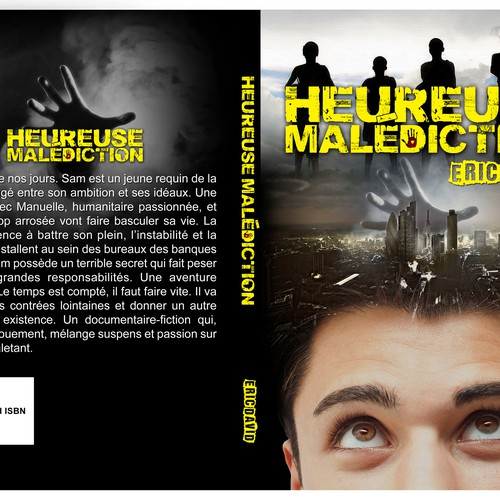 Couverture Du Livre Heureuse Malediction Book Cover Contest 99designs