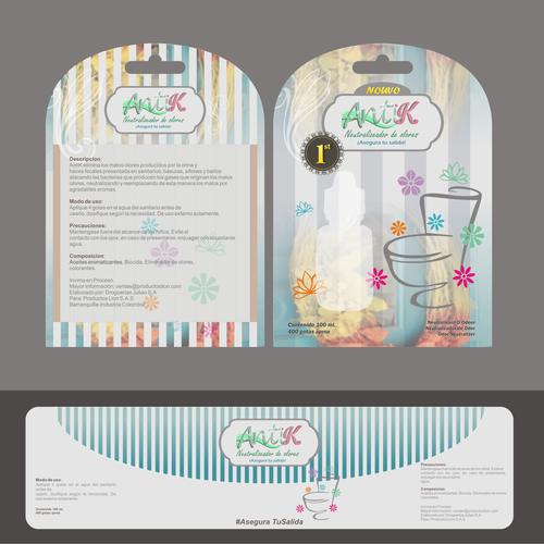 Diseño finalista de SuluhDesign