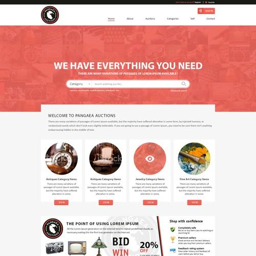 Design finalista por Chakra_Design