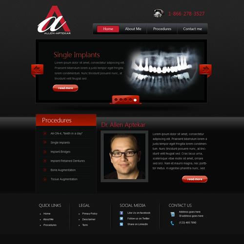 Runner-up design by DesignerDaddy