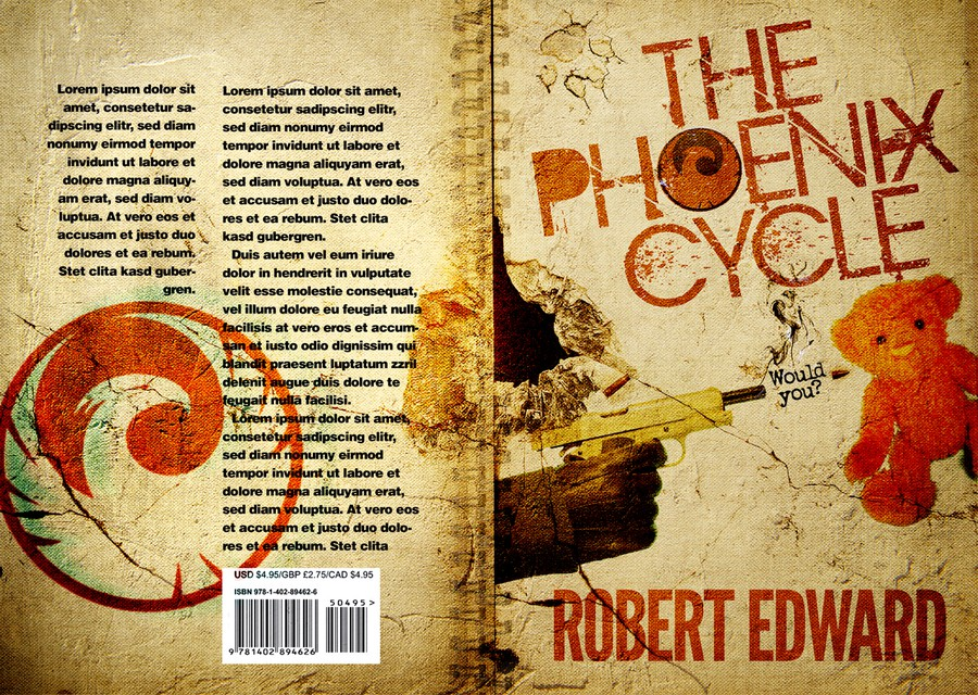 Winning design by Ed Davad