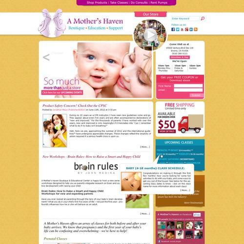 Zweitplatziertes Design von Mindshop Media