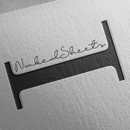 Naked Sheets - Bed Sheet logo design | Logo design contest