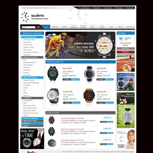 Design finalisti di CapStone BPO