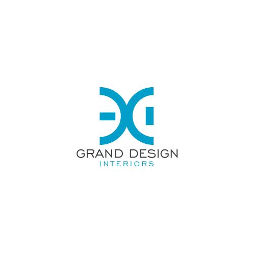 Logo for grand design interiors or gd interiors logo for Interior design 99designs