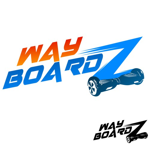 Create a creative and captivating logo for my Hoverboard ... - photo#21