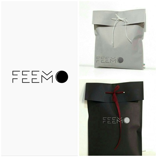 FEEMO IS LOOKING FOR A SIMPLE AND CLEVER LOGO DESIGN Diseño de Didi R.