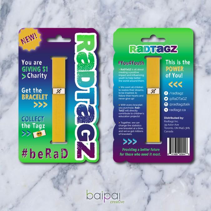 Design gagnant de BaiPai Creative