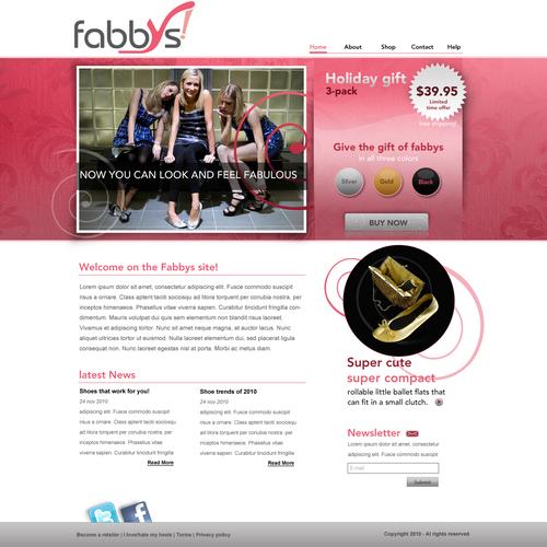 Design finalista por Twebdesign