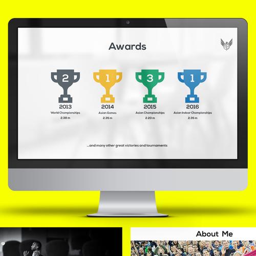Runner-up design by Storyline