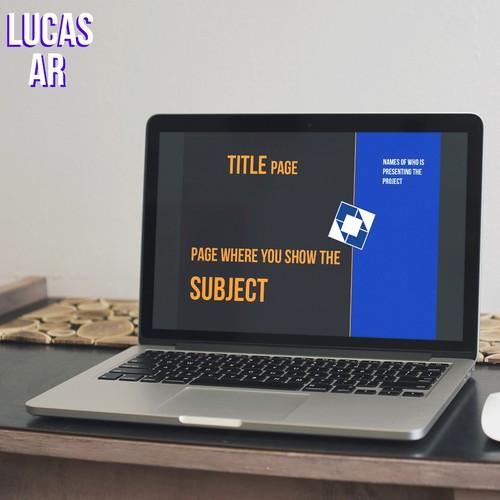 Runner-up design by LucasAR