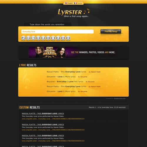 Design finalista por Dan20071